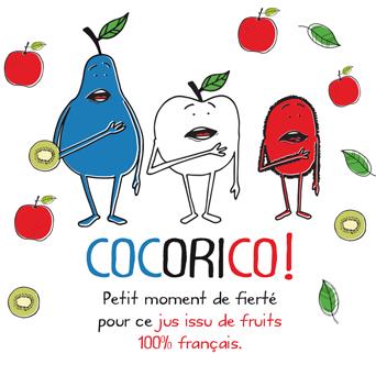 Plein fruit un jus 100% français