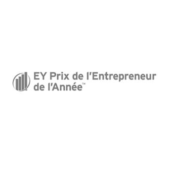 Trophée de l'entrepreneur de l'année décerné à Plein Fruit