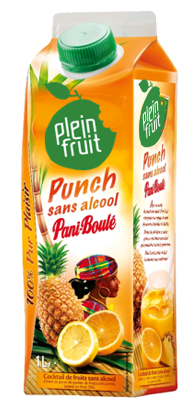 Punch paniboulé