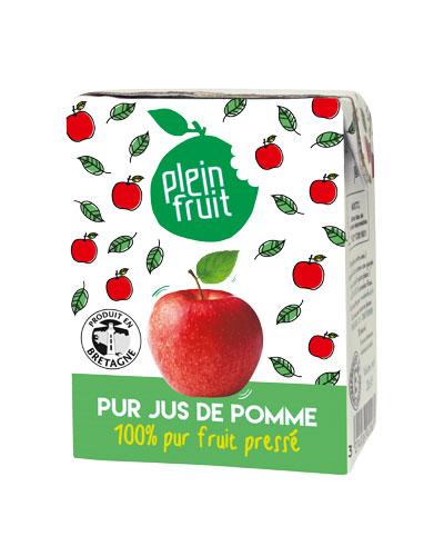 Pur jus de pomme